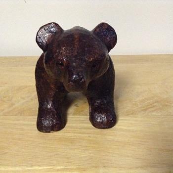 Brown bear  - Animals