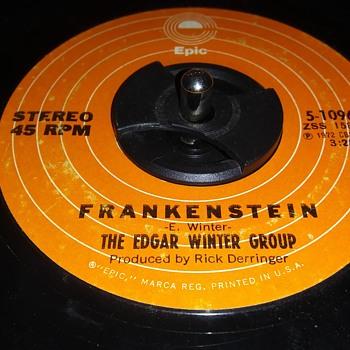 45 RPM SINGLE....#59 - Records