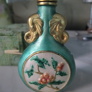 My Grandmother's Chinese Snuff Bottle - Asian