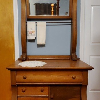 Wash stand question - Furniture