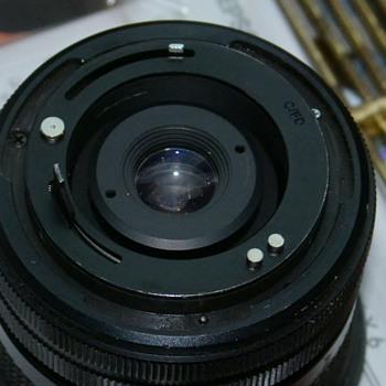 Lens mount - Cameras