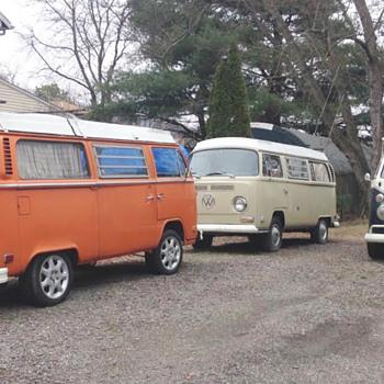 Volkswagen Westfalia Camper Vans - Classic Cars