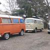 Volkswagen Westfalia Camper Vans