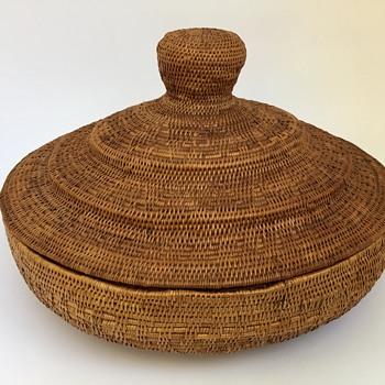 My favorite basket