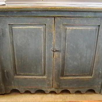 Late 1800's Sideboard - Furniture