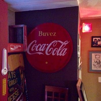 Buvez Coca Cola - Coca-Cola