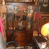 Possibly Antique China Cabinet
