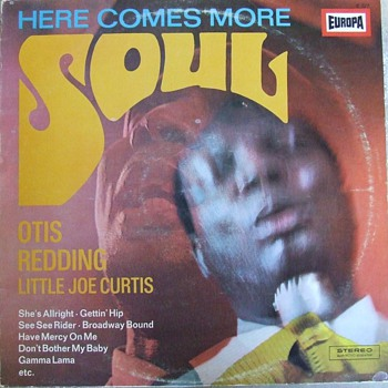 Soul & R&B LP's: Otis~Gladys & Aretha - Records