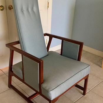 Frank Lloyd Wright 1950s Chair