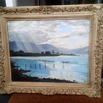 My favourite oil painting - Fine Art
