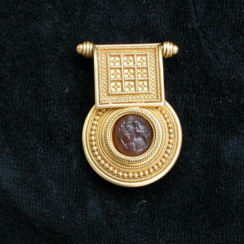 Castellani pendant - Fine Jewelry