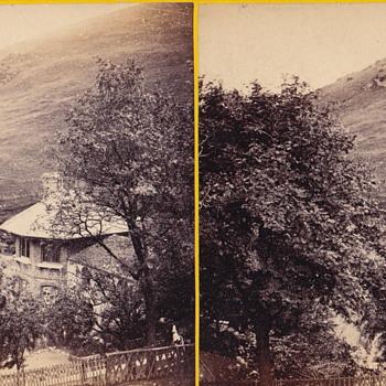 Malvern - View at St Anns Well