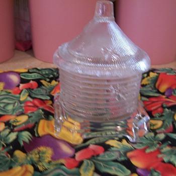 Honey Jar - Glassware