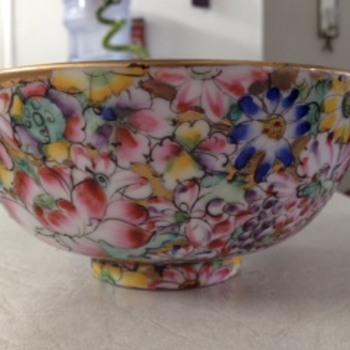 Japanese porcelain dish - Asian