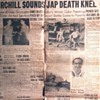 WWII 1943 newspaper articals about my grandfather's combat paintings