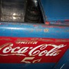 Drink Coca Cola 5 cent cooler