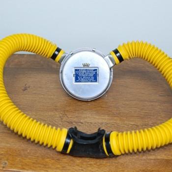 Vintage Double-hose SCUBA Regulator - Back to Sea Hunt Days - Sporting Goods