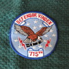 Found another Patch in the Biscuit tin DEFENSOR VINDEX 715th
