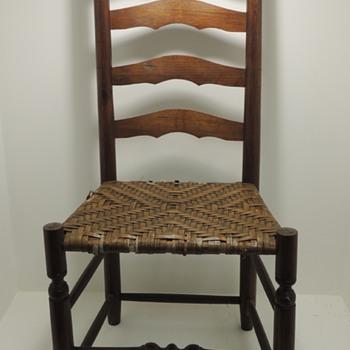 Pennsylvania Four-Ladderback Chair - Furniture