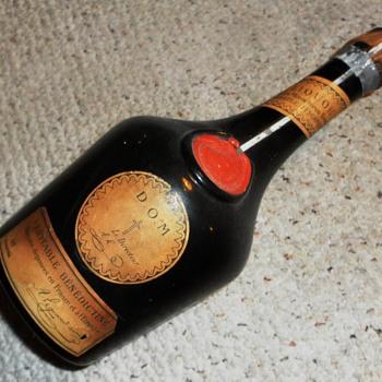 Old Bottle  From France - Bottles