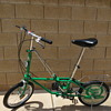 Rare Quaker State Dahon III Folding Bicycle Mint Condition