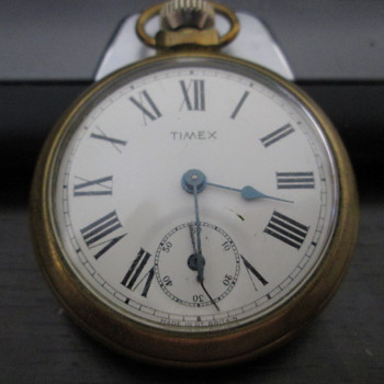 Timex Pocket Watch - Pocket Watches