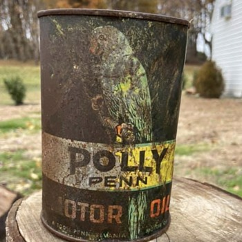 Tweet Tweet Oil can!! - Petroliana