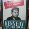 A JFK Poster; 'Tis a Puzzlement