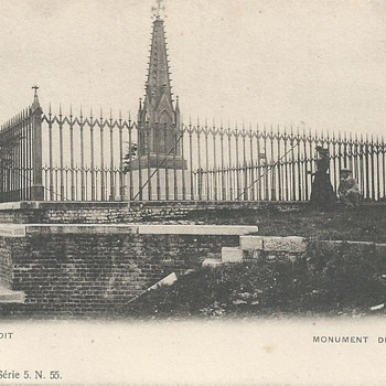 PLANCENOIT - LE MONUMENT DES PRUSSIENS - Postcards