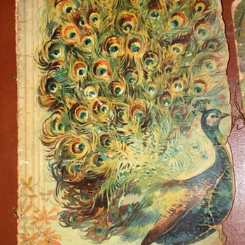 Fine as a Peacock and The Dandy Chair - Victorian Children's Books - Books