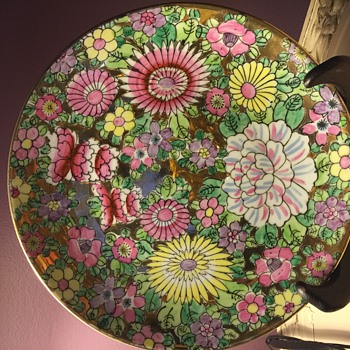 Is this an imari plate?