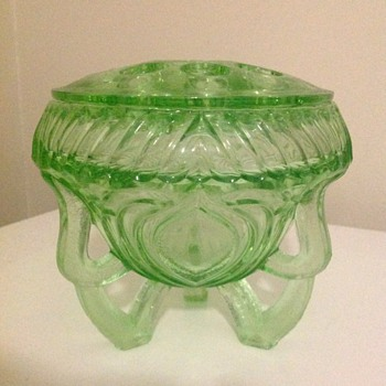 Rose Bowl  - Glassware