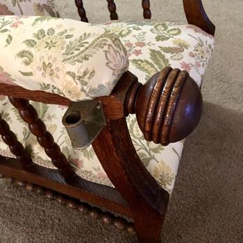 Morris chair  - Furniture