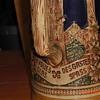 early 1800th century german beer stein