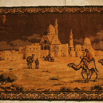 Old Tapestry - Rugs and Textiles