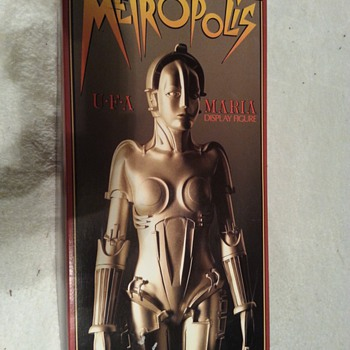 Robot - Metropolis Maria