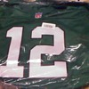 Randall Cunningham throwback jersey with mis-stitched label