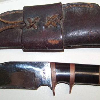 Boan Knife, can't find any info online - Tools and Hardware