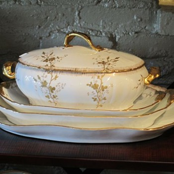 Elite Limoges (Bawo & Dotter 1896) Need pattern name or #. Thanks - China and Dinnerware