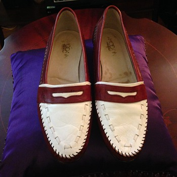 Moda In Mens Vintage Loafers - Shoes