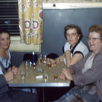 New Year's Eve, Straub's Bar, Kingston, PA 195? - Photographs