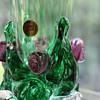 Colin Heaney Australia Glass Vase 1993