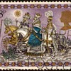 """1979 - Britain """"Christmas"""" Postage Stamps"""