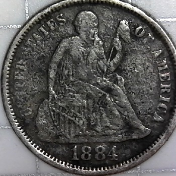 love dime....  wonder about its history... - US Coins