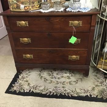 1890s Dresser - Furniture