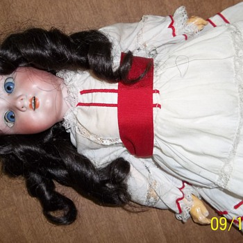 "Armand Marselle 16"" doll What is her name??? - Dolls"