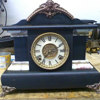 Gilbert Pilgrim - Clocks