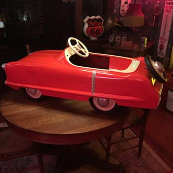 1950's Garton Kidillac Pedal Car - Toys