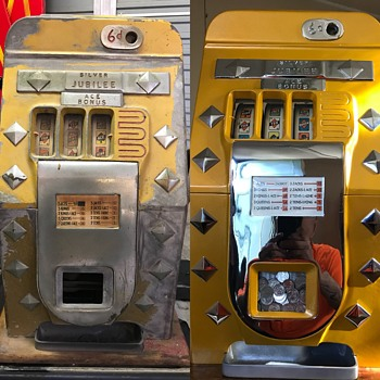 Jubilee Ace Special I restored in 2018 - Coin Operated