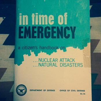 Civil Defense Handbook